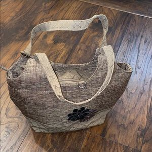 Berkshire Boutique Flower Handbag